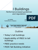 Maffei and Moehle Tall Buildings - 2007.ppt
