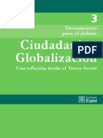 Ciudadania y Globalizacion