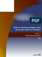 Guide Analyse Projets 1 Precis