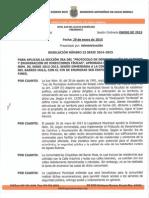 Resolucion Numero 22 Protocolo Denominacion de Caminso Comunidad Las Orquideas