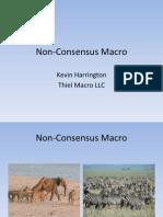 Non Consensus Macro