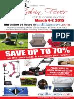 Online Auction 2015