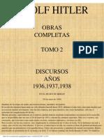 ADOLF HITLER_ Obras Completas-TomoII
