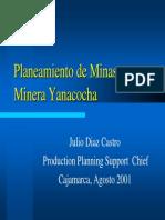 Planeamiento de Minas
