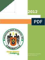 PLAN 10054 Plan Estratégico Institucional 2012-2016 2013