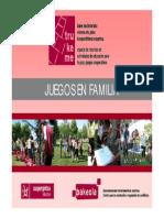 Contenidos 4 Es Juegos en Familia