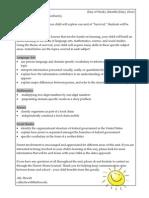 example student-teacher letter