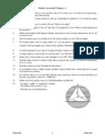 Maths_Sa and Volumes -2