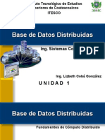 Base de Datos Distribuida Unidad 1.ppt