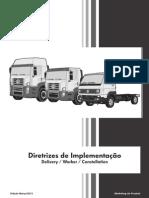 Diretrizes de Implementacao Linha Vw Euro v Mar2013