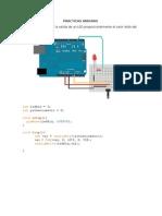 Practicas Arduino