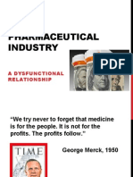 The Pharmaceutical Industry.pptx