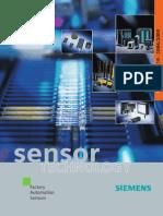 Catalogo Simatic Sensors