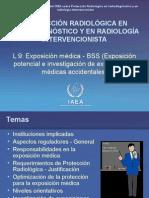 Protección radiológica en radiodiagnostico y radiología intervencionista