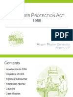 consumer protection act .ppsx