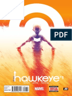 All New Hawkeye Exclusive Preview