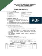 Silabus-Procesamiento de Datos