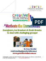 MOTIVATE THE UNMOTIVATED Energizers & Brain Breaks 2014.pdf