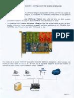2 Configuración de La Tarjeta TDM400P 2 FXO 2 FXS