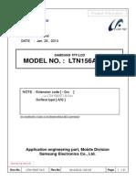 LTN156AT19-001