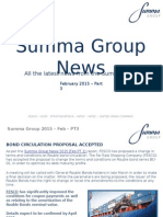 Summa Group News - Feb PT3