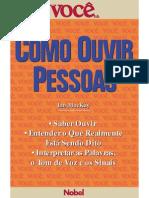 VOCÊ S.A. - Como Ouvir Pessoas.pdf