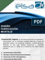 Brochure Fabricacion Frp y Termoplasticos