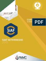 Curso Virtual | SIAF Intermedio | 24 de marzo
