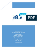 JetBlue Takes Off   Arthur W  Page Society Jetblue Airways Regaining Altitude Case Study