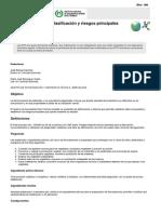 NTP 143 Pesticidas Clasificación y Riesgos Principales (PDF, 168 Kbytes)