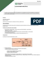 NTP 154 Detectores de Proximidad Inductivos (PDF, 320 Kbytes)