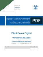 ED Practica 1 Electrónica Digital