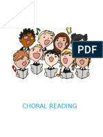 Choral Reading