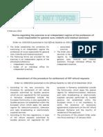 TaxHotTopics_December 2014_Part III_Other Amendments of the Tax Legislation_EN