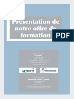 Formations commerciales Brest