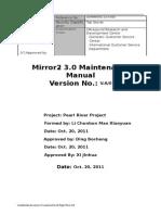 LWMIRROR2 3.0-H-004[A0]MIRROR2 3.0