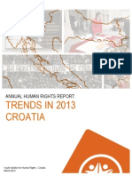 Report on 2013 Human Rights Trends Croatia_ff