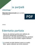 93801644 Edentaţia Parţială Intinsa