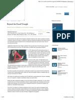 Fraud Magazine - Beyond the Fraud Triangle