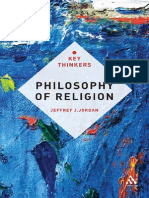 Philosophy of Religion - The Key Thinkers by Jeffrey L. Jordan (2011) {VTS}