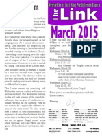 March 2015 LINK Newsletter