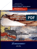 BOLETIN Nº 010- COMPENDIO DE YACIMIENTOS MINERALES DEL PERÚ%2C 2003.pdf