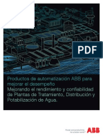 ABB Automation Products for Water_ES