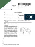 Patente de Hidrocraqueo