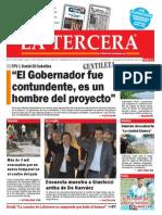 Diario La Tercera 04.03.2015