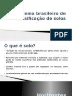 Aula 05 - Sistema Brasileiro de Classificação de Solos