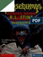Revenge R Us - R.L. Stine