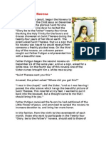 Novena of St. Therese