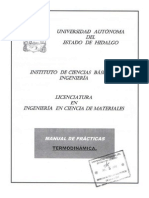 Manual Termo dinamica