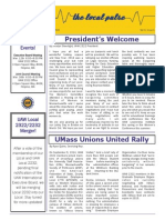 """The Local Pulse"", Vol. 4, Issue 1"